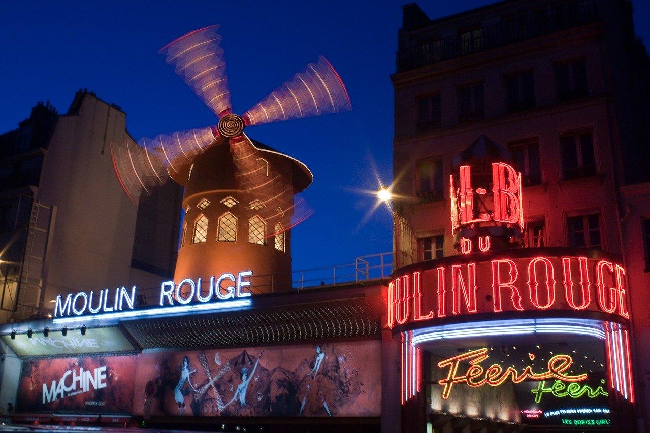 Moulin rouge: au coeur de la sensualité