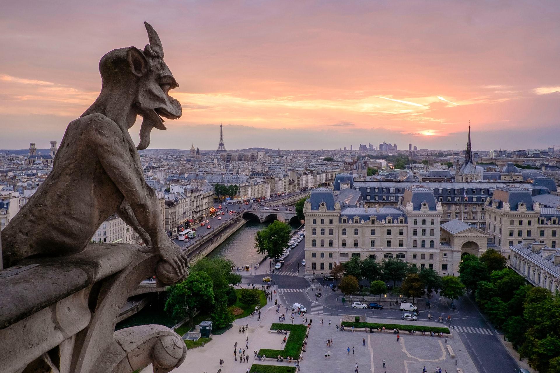 Paris et ses grands pièges touristiques